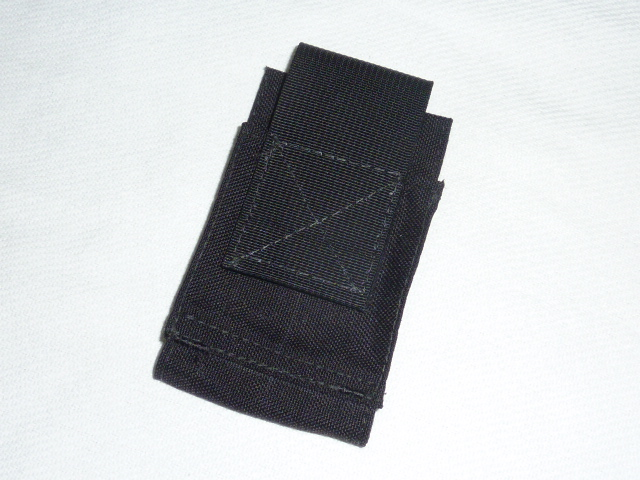 画像1: タイガーエンブ.オードナンス.携帯,スマフォ,i phone,デジカメ,ケース BLACK (1)
