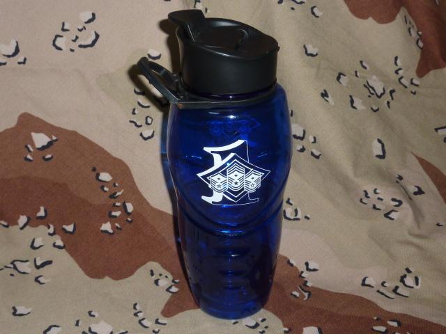 画像1: 米軍放出品.USAF,プラスチックボトル (1)