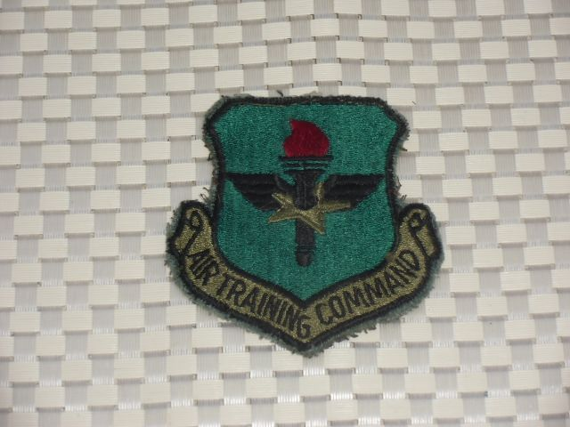 画像1: 米軍放出品. US AIR FORCE AIR TRAINING COMMAND (1)