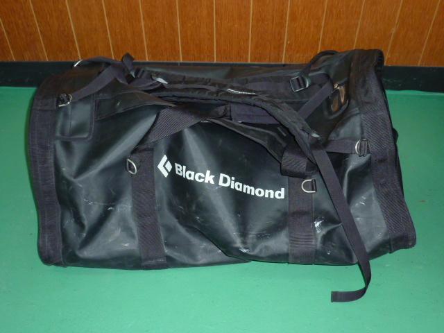 画像1: 米軍放出品,BLACK Diamond バッグ (1)