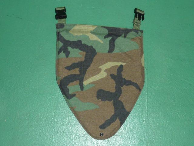画像1: 米軍放出品,SPEAR  グロインプロテクター ボディーアーマー 股 L-XL (1)