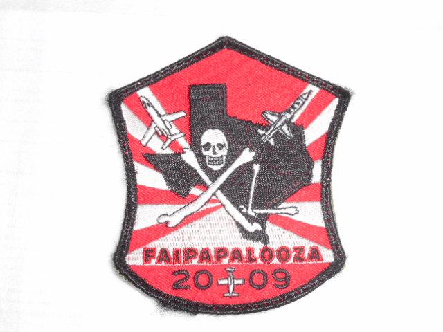 画像1: 米軍実物.USAF FAIPAPOLOOZA 2009 (1)