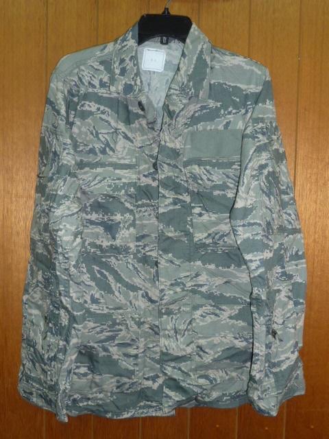 画像1: 米軍放出品,COAT AIRMAN'S BATTLE ENSEMBLE S-L (1)