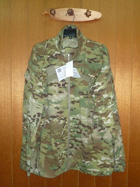 画像1: 米軍放出品,GENIII MC L4 TOP JACKET,WIND COLD WEATHER L-R (1)