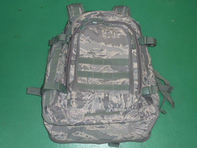 画像1: 米軍放出品,CODE ALPHA US AIR FORCE ABU バックパック (1)
