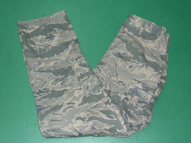 画像1: 米軍実物,U S A F,US AIR FORCE ABU WOMAN'Sパンツ 14R (1)