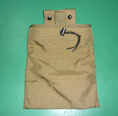 画像1: 海兵隊放出品 SPECTER ダンプポーチ コヨーテ (1)