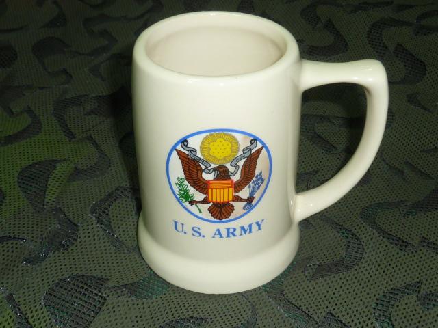画像1: 米軍放出品,US ARMY  マグカップ (1)