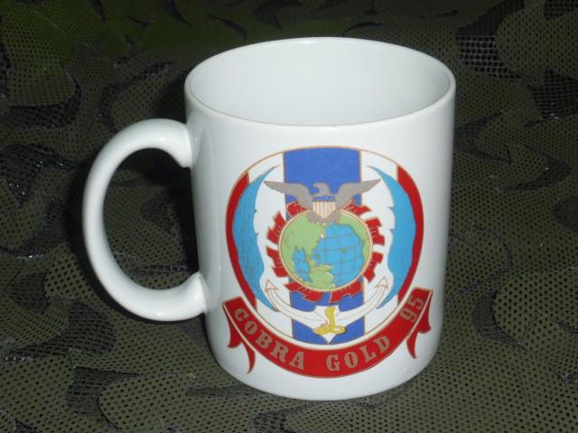 画像1: 米軍放出品,ミリタリー マグカップ (1)
