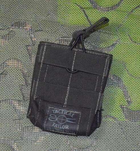 画像1: 米軍放出品 タクティカルテーラー,M14マガジンポーチ (1)