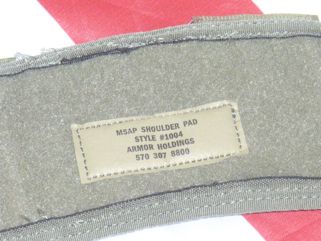 米軍実物 アーマーホールディン...