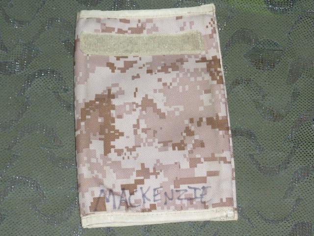 画像1:  米軍放出品  デザート マップ  ケース (1)