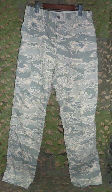画像1: 米軍実物,USAF ABU パンツ 36L (1)