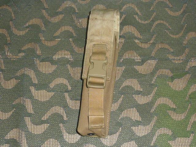 画像1: 米軍放出品 SPECTER GEARフレアポーチCB(コヨーテブラウン) (1)