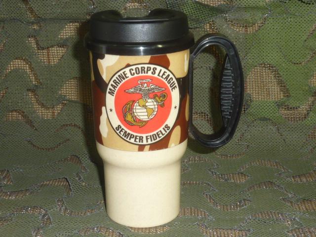 画像1: 米軍放出品 USMC プラスチックボトル (1)