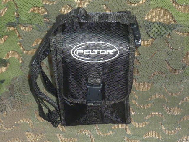 画像1: 米軍放出品,PELTOR COMTAC ヘッドセット キャリングバッグ (1)