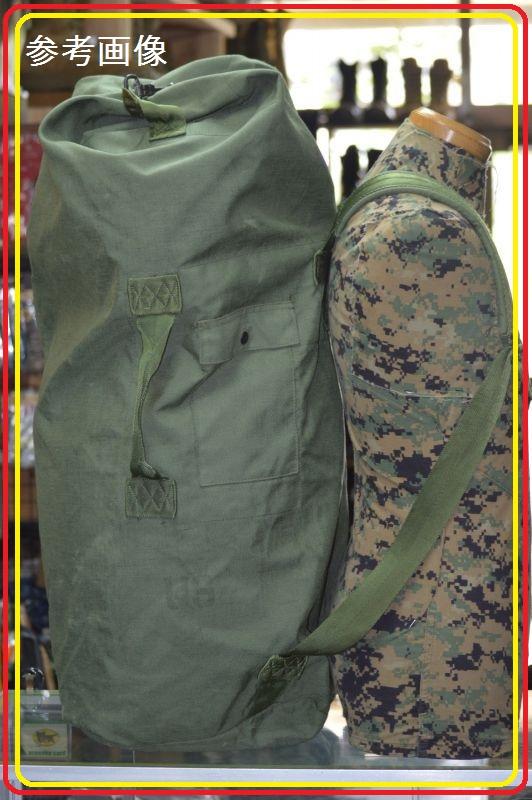 画像1: 米軍実物,ナイロンダッフルバッグ【USED】 (1)