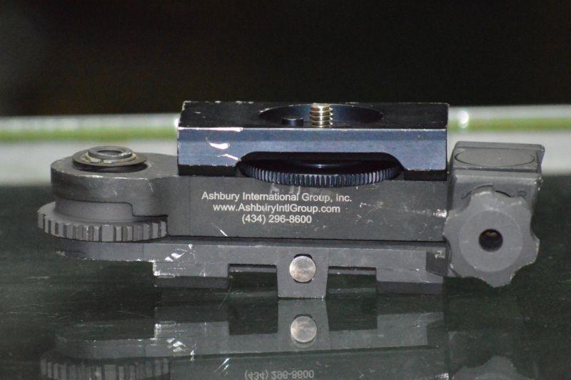 画像1: 米軍実物 Ashbury mount spotter/LRF スナイパー (1)