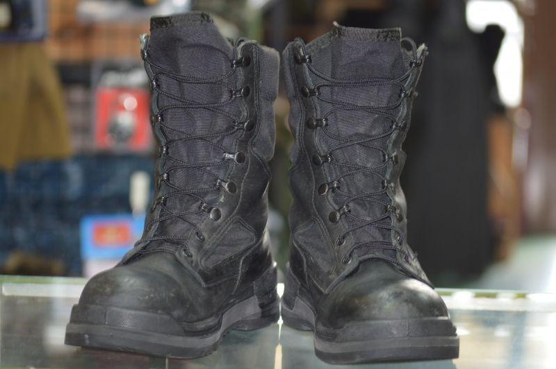 画像1: 米軍実物 US NVY  ROCKY ブーツ 10.5 R (1)