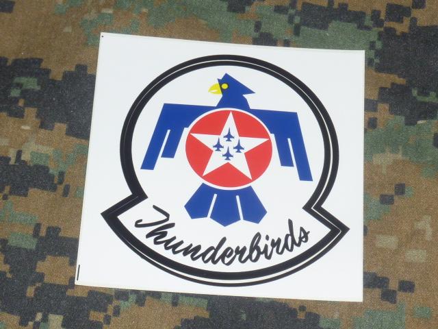 画像1: 米軍放出品. US AIRFORCE サンダーバーズ (1)