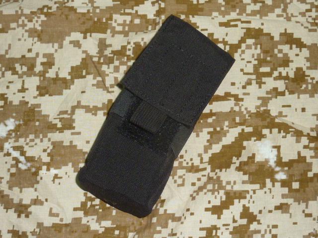 画像1: 米軍放出品 LBT M4  ベルトループ マガジンポーチ   (1)