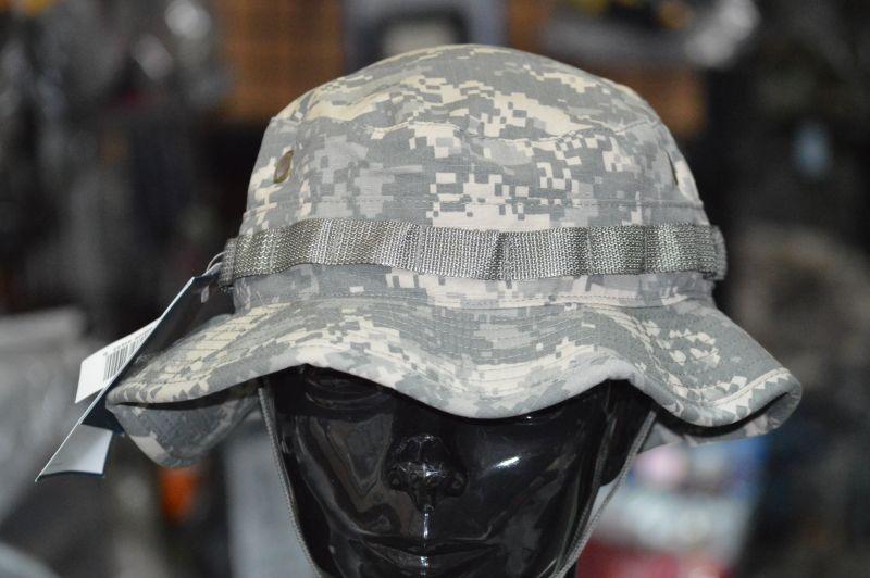 画像1: 米軍放出品 ACU ブーニーハット XL 7 3/4 (1)