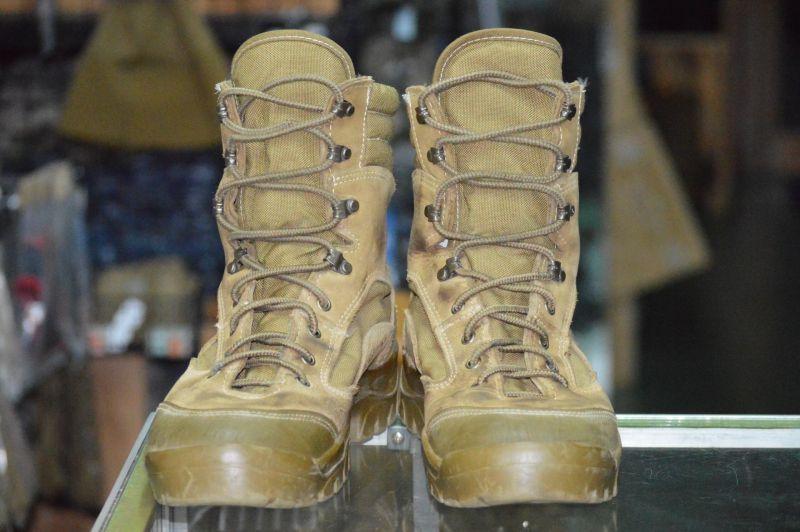 画像1: 米軍実物 BATES  COMBAT HIKER ブーツ W911QY12F0114 (1)