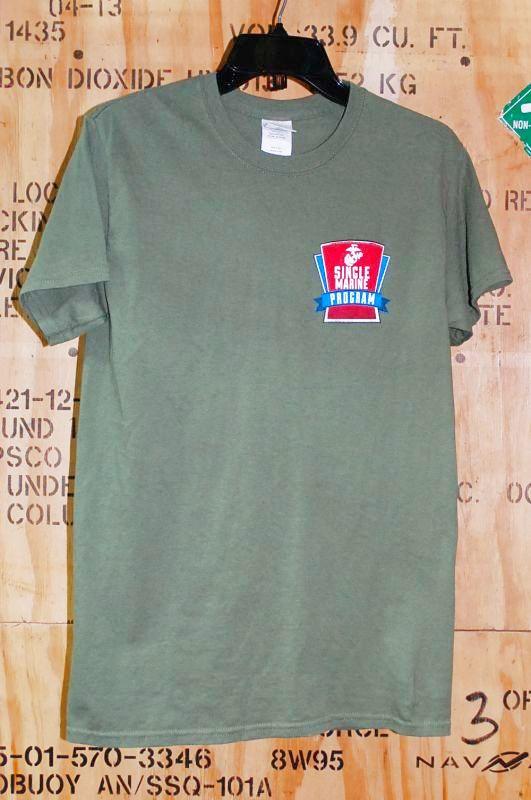 画像1: 米軍放出品 CAMP FOSTER MEMORIAL Tシャツ S (1)