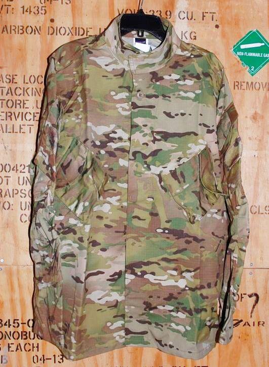 画像1: 米軍実物,Patagonia LEVEL 9 TEMPERATE BLOUSE XL-R (1)