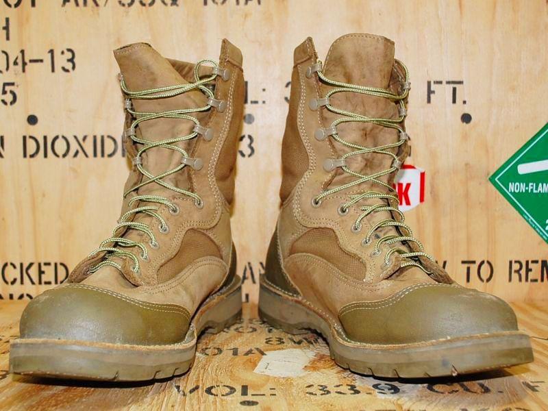 画像1: 海兵隊実物 DANNER USMC RAT TEMP FT 15660X  GORE-TEX ブーツ 11.5R (1)