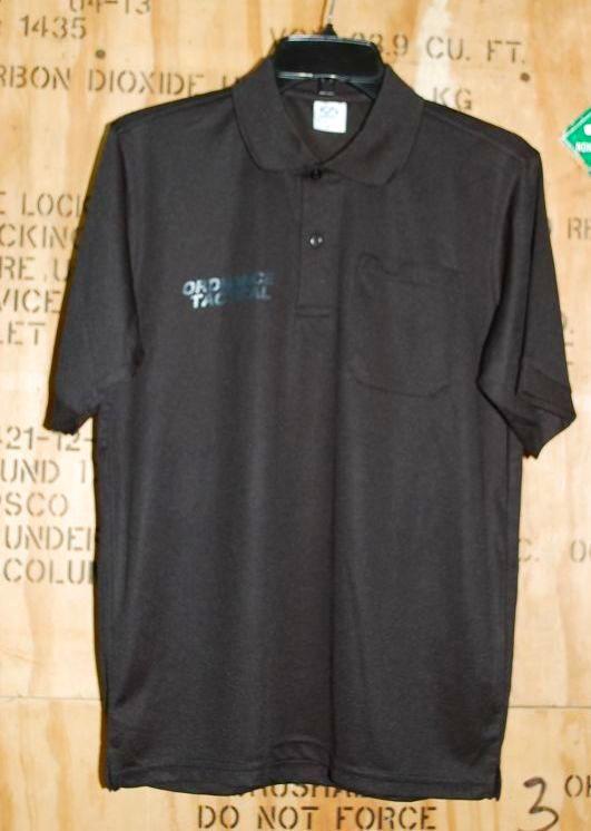 画像1: 沖縄オードナンス ドライポロシャツ XL ORDNANCE TACTICAL (1)