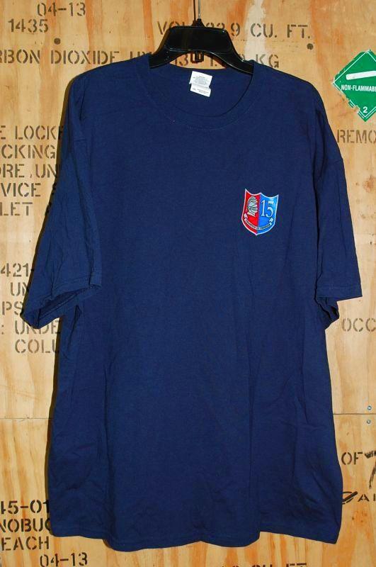 画像1: 米軍放出品 USS United States Ship Tシャツ 2XL (1)