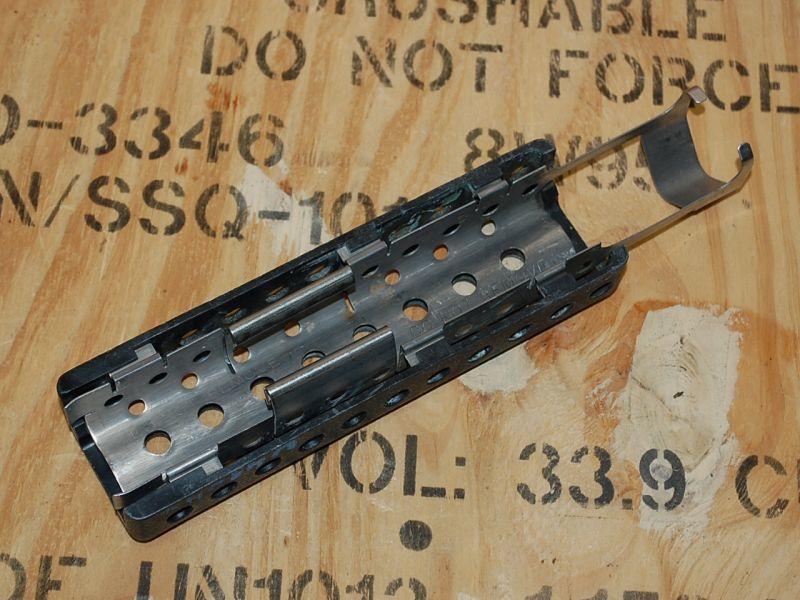 画像1: 米軍実物 M240 ヒートシールド USMC ARMY (1)