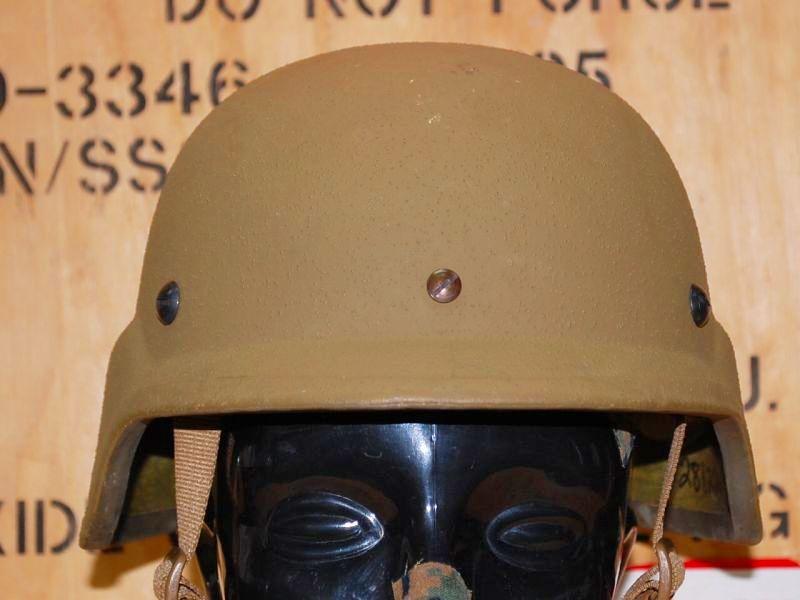 画像1: 海兵隊実物 USMC LWH ライトウェイト  ヘルメット M (1)