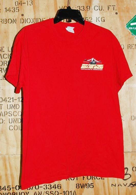 画像1: 米軍放出品 MCAS AIR SHOW 2014 Tシャツ M (1)