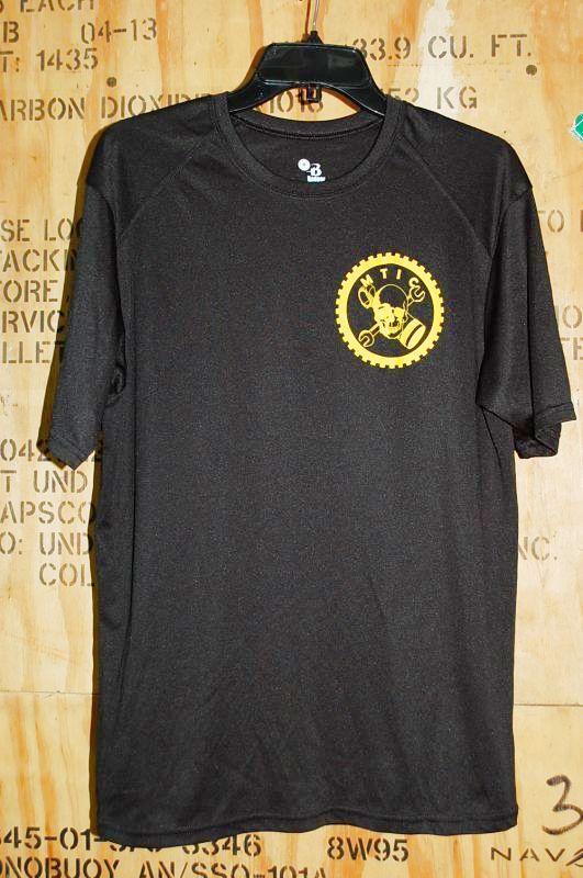 画像1: 米軍放出品 USMC Tシャツ M (1)