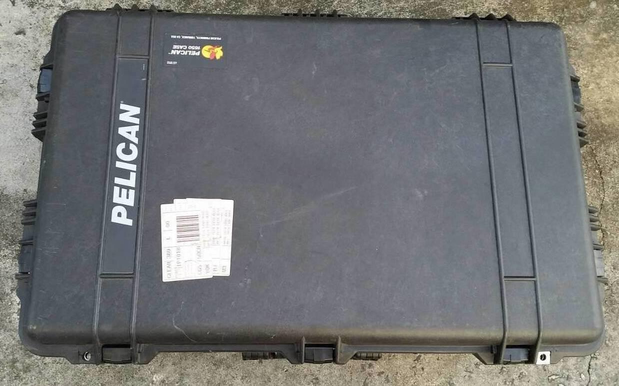 画像1: 米海軍実物 PELICAN 1650 CASE ペリカンケース ハードケース (1)