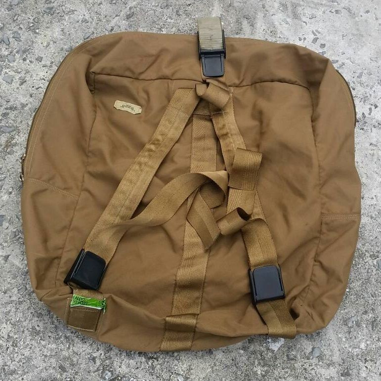 画像1: 海兵隊実物 アライド FSBE   USMC  KIT BAG コヨーテ (1)