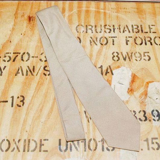 画像1: 米軍放出品,USMC サービスドレス ネクタイ (1)