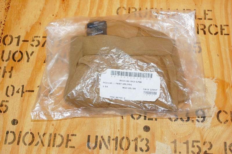 画像1: 米軍実物 特殊部隊支給 PCU LEVEL 1 PANT (1)