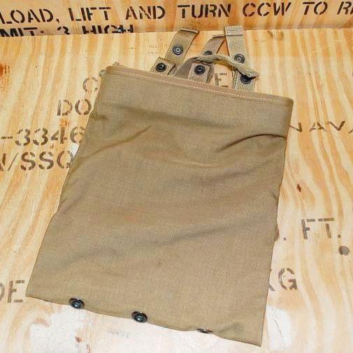 画像1: 米軍放出品,CSM DUMP POUCH コヨーテダンプポーチ (1)
