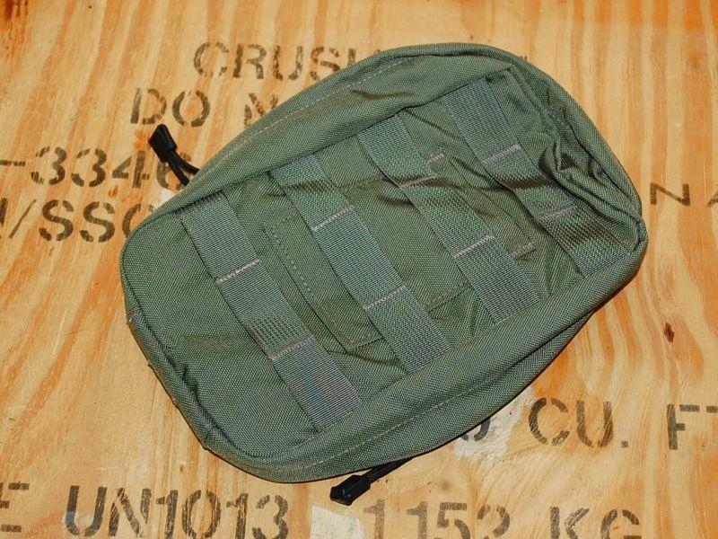 画像1: 米軍実物 ACU ABU ユーティリティーポーチ (1)