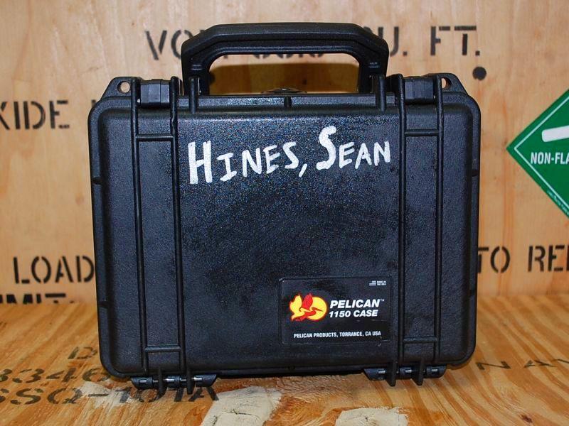 画像1: 米軍放出品 PELICAN CASE  1150 (1)