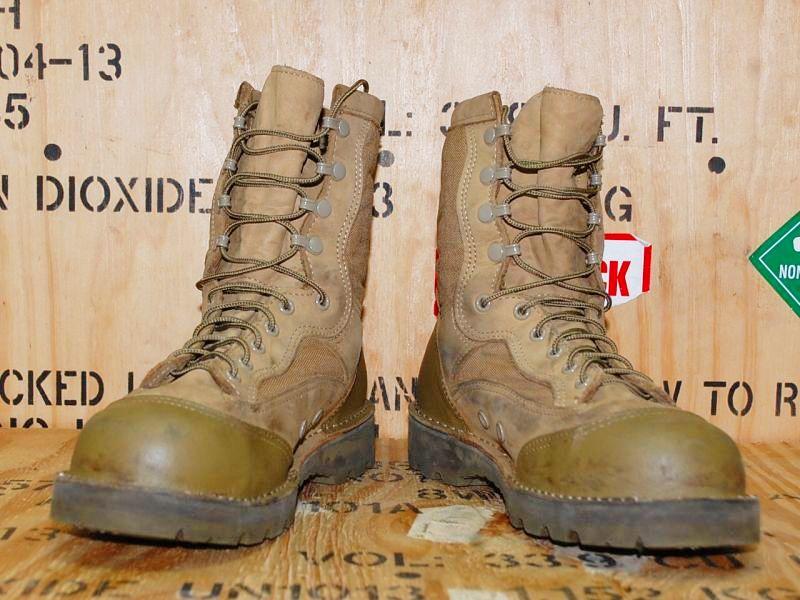 """画像1: 海兵隊実物 DANNER USMC RAT 8"""" MOJAVE ST 15610X  (1)"""