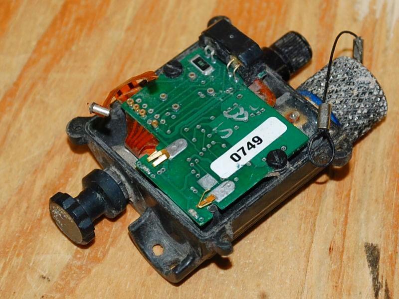 画像1: 米軍実物  PVS-14 A2 ナイトビジョン用 バッテリーボックス (1)