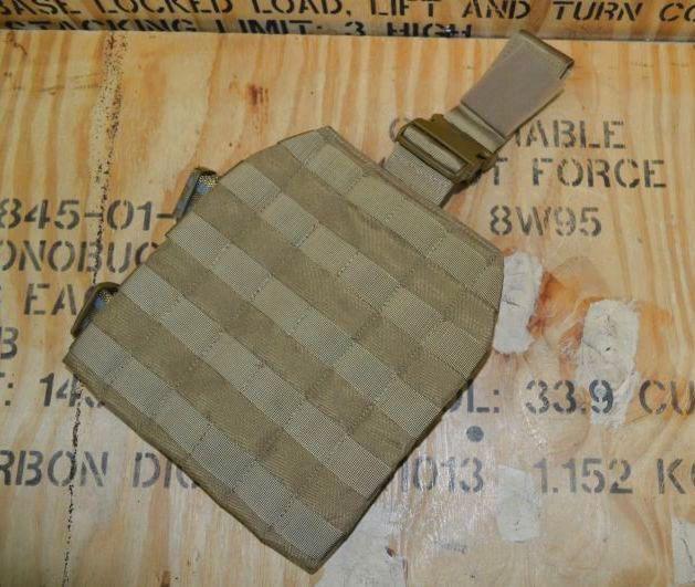 画像1: 海兵隊放出品 CONDOR ドロップレッグプラットフォーム MA1  (1)