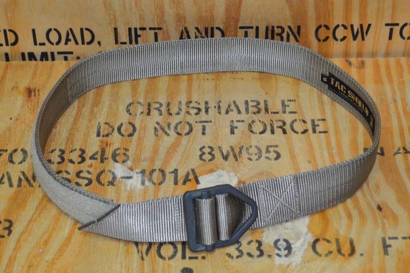 画像1: 米軍放出品 TAC SHIELD Tactical Warrior リガー ベルト M (1)