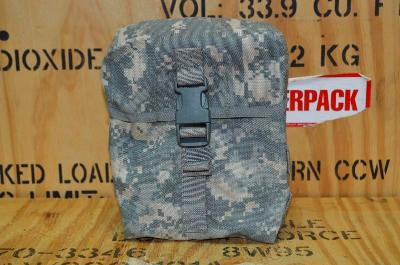 画像1: 米陸軍実物 TACTICAL TAILOR  UTILITY POUCH  ACU (1)