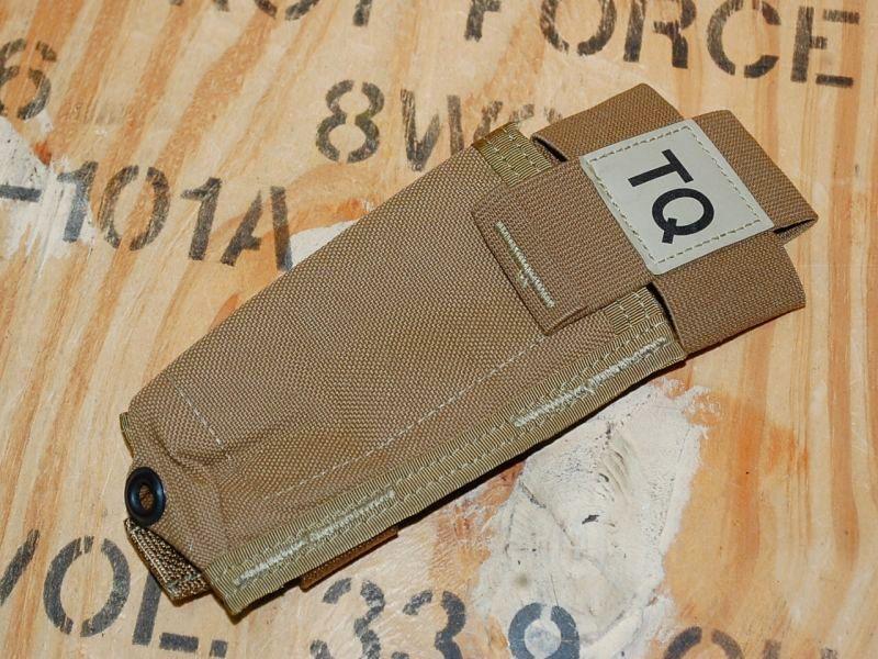 画像1: 新品!海兵隊実物 アライド ターニケットキャリア  C-A-T 止血帯ポーチ (1)