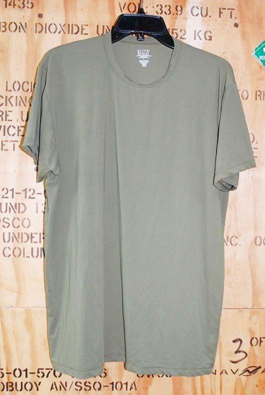 画像1: 米軍放出品,ELITE ISSUE タクティカルTシャツ L (1)